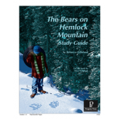 Bears On Hemlock Mountain Study Guide by Progeny Press