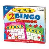 Sight Words Bingo Board Game