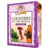 Professor Noggin's Countries of the World Card Game