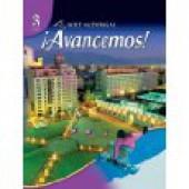 ¡Avancemos! Spanish Level 3 Homeschool Kit