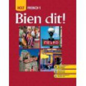 Houghton Mifflin Harcourt Bein dit! French Level 1 Kit