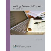 IEW Writing Research Papers: The Essential Tools Student Book
