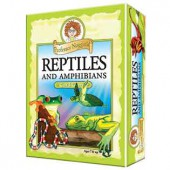 Professor Noggin's Reptiles and Amphibians Card Game