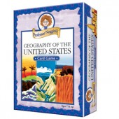 Professor Noggin's Geography of the United States Card Game