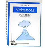 The Study of Volcanoes, Christian Unit Study Guide