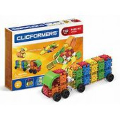 Clicformers 110 Piece Building Set