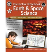Interactive Notebook: Earth & Space Science Resource Book Grade 5-8