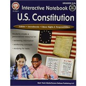 Interactive Notebook: U.S. Constitution Grade 5-12