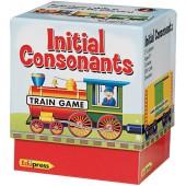 Initial Consonants Phonics Train Game - EduPress