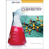 Exploring Creation With Chemistry 3rd Edition Textbook Only (Apologia)