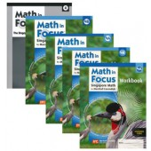 Math in Focus: The Singapore Approach Grade 4 Homeschool Package (With Answer Key)