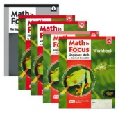 Math in Focus: The Singapore Approach Grade 2 Homeschool Package (With Answer Key)