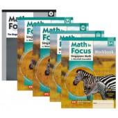 Math in Focus: The Singapore Approach Grade 5 Homeschool Package (With Answer Key)