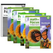 Math in Focus: The Singapore Approach Grade 3 Homeschool Package (With Answer Key)