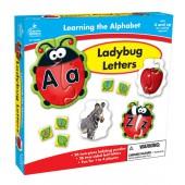 Ladybug Letters Board Game Grade PK-1 - Carson Dellosa