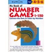 Kumon Book of Number Games 1-150