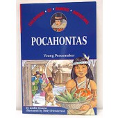 Pocahontas (Childhood of Famous Americans Series)