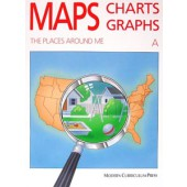 MCP Maps Charts & Graphs Level A