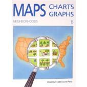 MCP Maps Charts & Graphs Level B