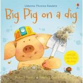 Usborne Big Pig on a Dig