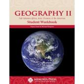 Geography II: Sub-Saharan Africa, Asia, Oceania, & the Americas Student Workbook