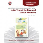 Novel Unit - In the Year of the Boar Teacher Guide Grades 3-5
