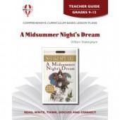 Novel Unit - A Midsummer Night's Dream