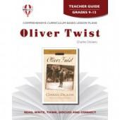 Novel Unit - Oliver Twist Teacher Guide Grades 9-12