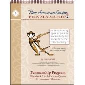 New American Cursive 3: Famous Quotes & Lessons on Manners Memoria Press