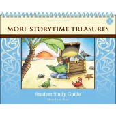 More StoryTime Treasures Student Study Guide, Second Edition- Memoria Press