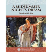 A Midsummer Night's Dream Student Guide- Memoria Press
