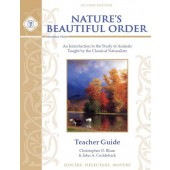 Nature's Beautiful Order Teacher Guide, Second Edition - Memoria Press