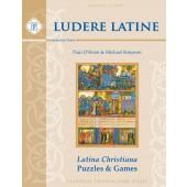 Ludere Latine: Puzzles & Games, Fourth Edition - Memoria Press