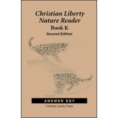 Christian Liberty Nature Reader: Book K, 2nd edition - Answer Key