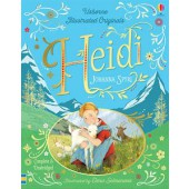 Usborne Heidi (Illustrated Originals)