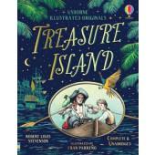 Usborne Treasure Island (Illustrated Originals)