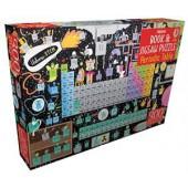 Usborne Periodic Table - Book & Jigsaw Puzzle