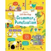 Usborne Lift-the-Flap Grammar & Punctuation