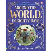 Usborne Around the World in Eighty Days (Illustrated Originals)