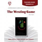 Novel Unit - The Westing Game Teacher Guide Grades 6-8