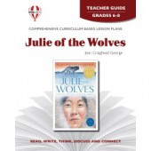 Novel Unit - Julie of the Wolves Teacher Guide Grades 6-8