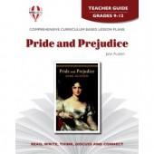 Novel Unit - Pride and Prejudice Teacher Guide Grades 9-12
