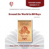 Novel Unit - Around the World in 80 Days Grades 9-12