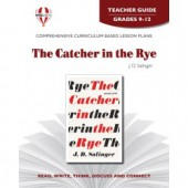Novel Unit - Catcher in the Rye Teacher Guide Grades 9-12