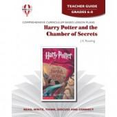 Novel Unit - Harry Potter, Chamber of Secrets Teacher Guide Grades 6-8
