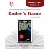 Novel Unit - Ender's Game Teacher Guide Grades 6-8