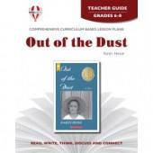 Novel Unit - Out of the Dust Teacher Guide Grades 6-8