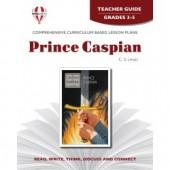Novel Unit - Prince Caspian Teacher Guide Grades 3-5