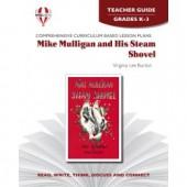 Novel Unit - Mike Mulligan and His Steam Shovel Teacher Guide Grades K-1