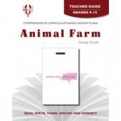 Novel Unit - Animal Farm Teacher Guide Grades 9-12